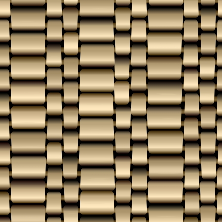 gold chain: Seamless background of gold chain track