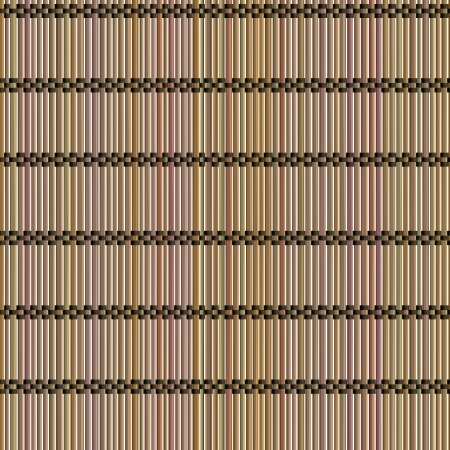 grove: Seamless background of mat of bamboo tied with thread.