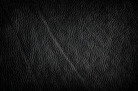Black artificial leather background Stock Photo - 19859713