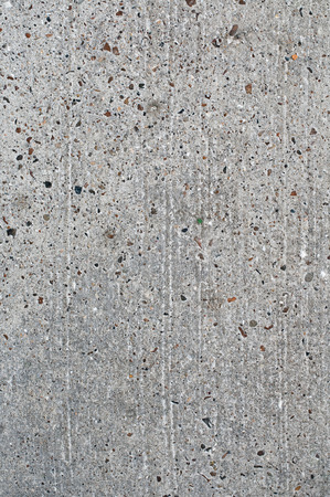 Gray weathered concrete background with detailed texture Stock Photo