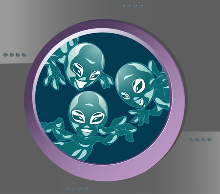 martians: Funny extraterrestrial beings