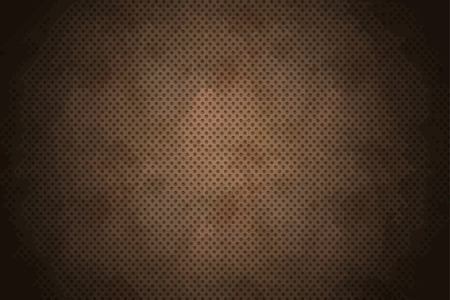 meshy: The illustration shows abstract a dark brown background with a mesh in the vector.