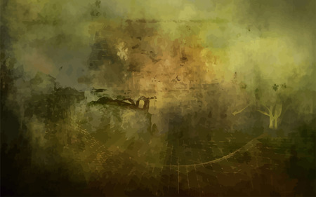 khaki: The illustration shows the abstract texture color khaki and brown. Illustration