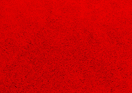 animal origin: The photo shows the red background with texture and patterns of natural skin of animal origin Stock Photo