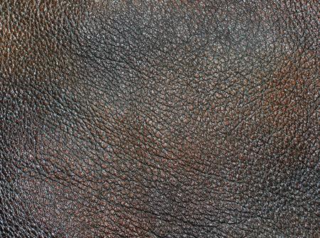 origen animal: La foto muestra el fondo con textura marrón de la piel natural de origen animal