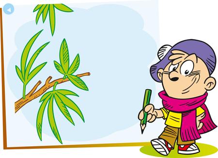 niño preescolar: niño, artes, artista, árbol, gente, pinturas, imágenes, dibujos animados, pinturas, lindo, muchachos, pintor, diversión, humano, fondos, diseño, color, pintado, la actividad, la educación, dibujo, bosquejo, la edad, el rendimiento, lápiz, la infancia, preescolar, la imaginación, la mano, papel, s