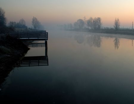 Winter Morning Stock Photo - 698706