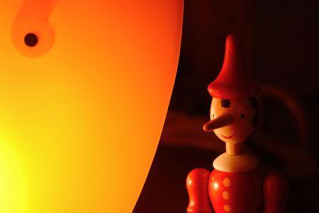 collodi: Pinocchio Puppet
