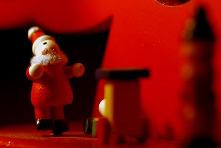poppet: Santa Claus Puppet