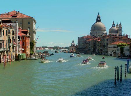 Venice: Santa Maria della Salute Church