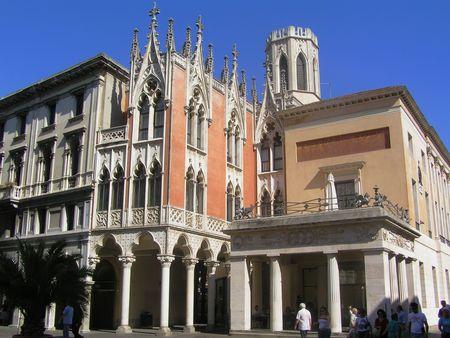 architectural architectonic: Italy, Padua: Caff� Pedrocchi