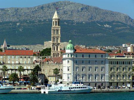 Croatia: Split Harbor photo