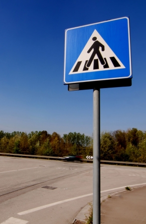 pedestrian walkway photo