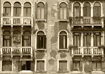 particular: Venice: Typical Facade