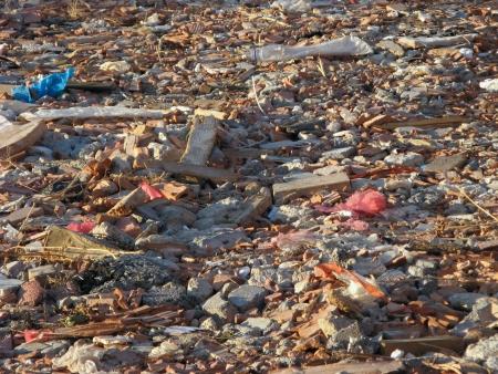 contaminacion ambiental: Creaci�n de Basura