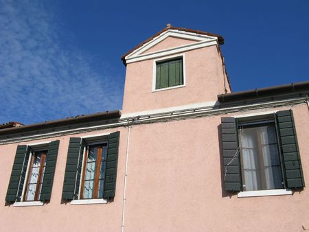 Venetian Facade photo