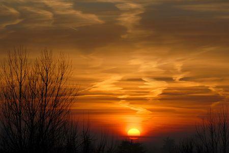 A new day: Sunrise photo
