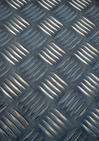 Steel surface detail Stock Photo - 4201490