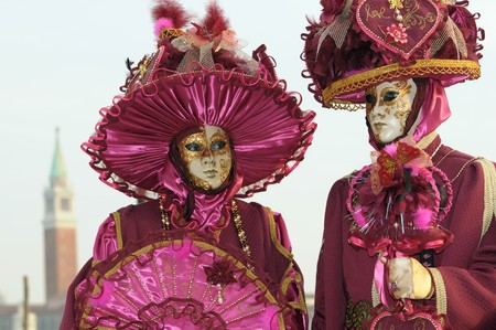 gaiety: Venice Carnival