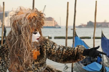 enact: Venice Carnival: Masks