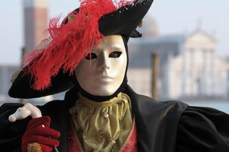 enact: Venice Carnival: Mask