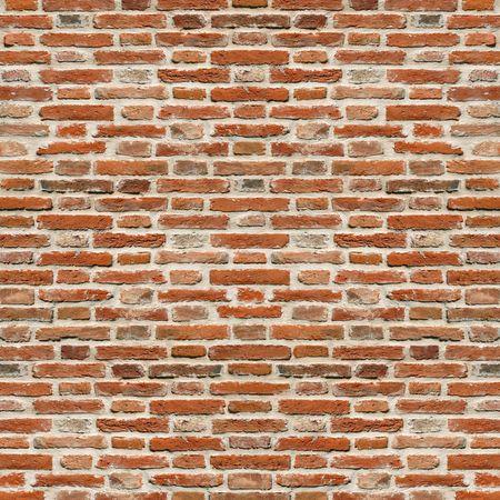 ancient brick wall: Ancient brick wall background