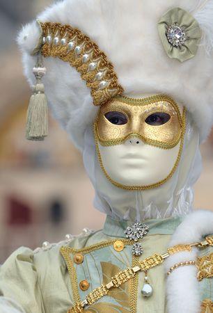 Venedig Carnival Mask  Standard-Bild - 6371298