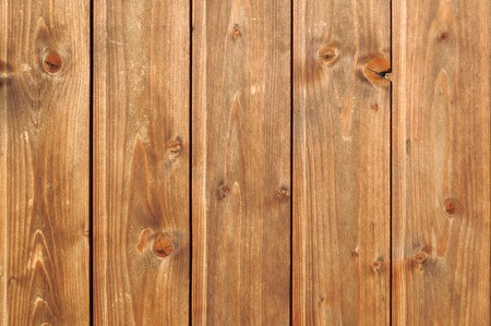 Wooden wall planks photo