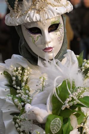 Venice carnival mask Stock Photo - 8205412