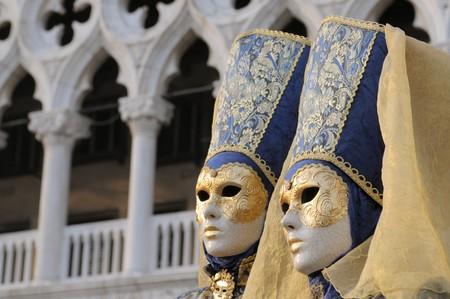 Venice carnival masks Stock Photo - 8205405