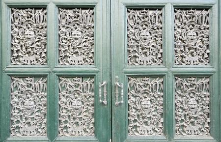 allegorical: Allegorical door