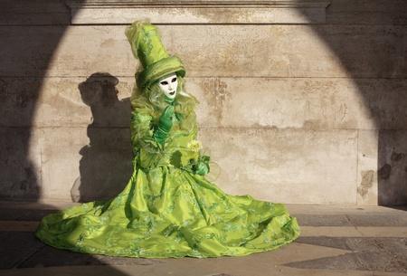 Venice carnival Stock Photo - 8737347