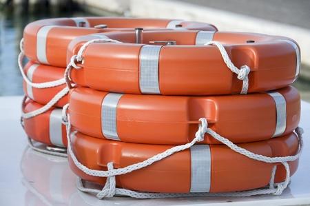 life buoy: Marine safety