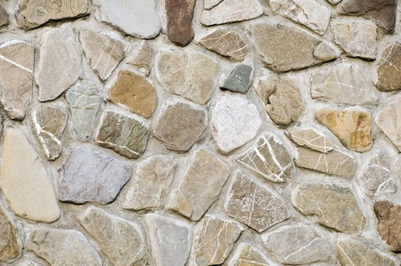 Stone wall Stock Photo - 12632759