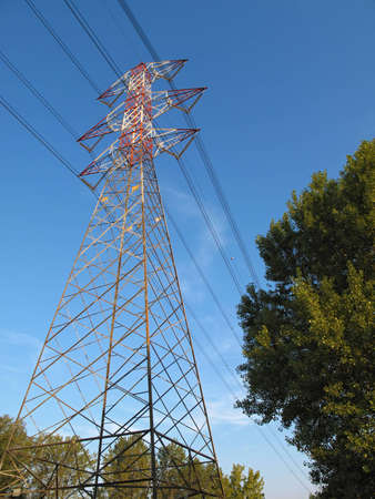 potency: High voltage pylon
