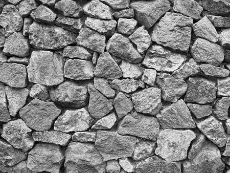 endure: Old stone wall