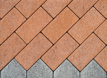 Paver brick background Stock Photo - 13389619