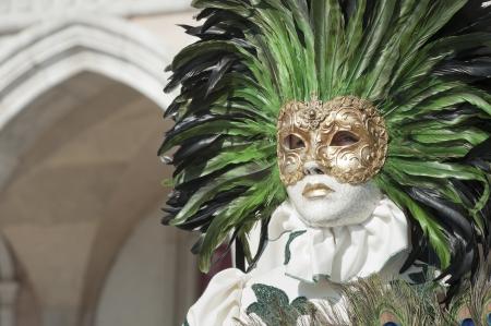 venice mask: Venice Carnival mask