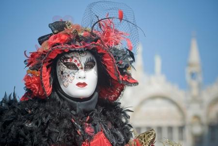 Venice Carnival Stock Photo - 16935225