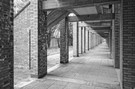 architrave: Architectural perspective