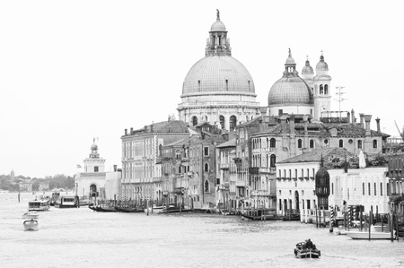 Venice, Italy  Santa Maria della Salute church photo