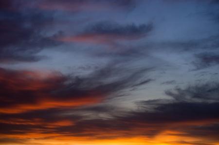 Colorful Sunrise Background