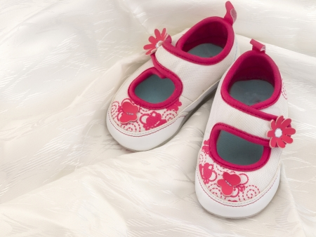 baby girl s shoes photo