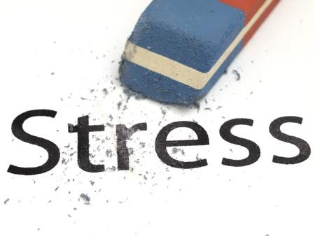 ストレスは、ビジネス概念を消去