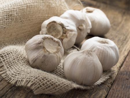 garlic Stock Photo - 18211154