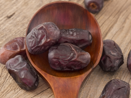 dry date fruits Stock Photo - 18217086
