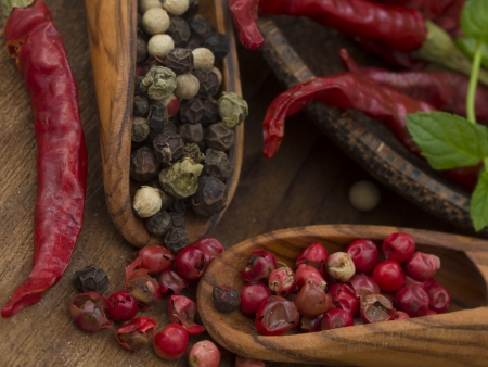 red pepper spice photo
