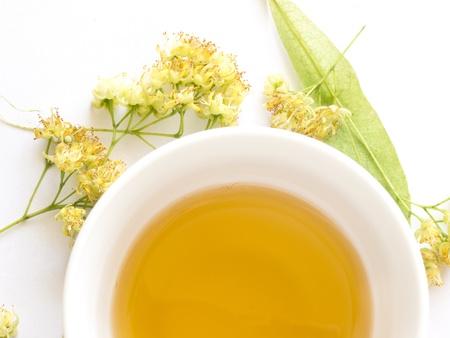 linden tea photo