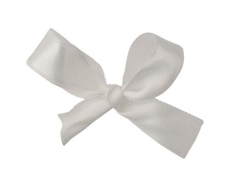 white bow photo