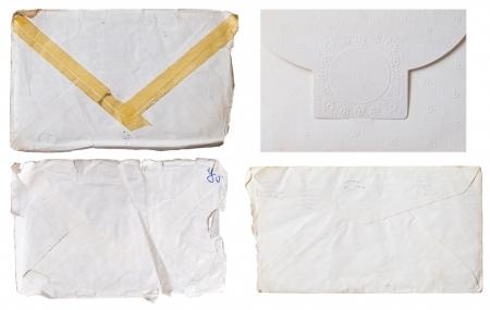 envelops: envelops collection Stock Photo